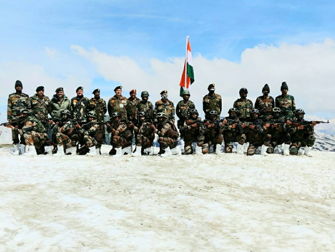 Opinion   Indian Top Brass on the LOC, review security situation!