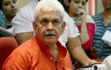 Action Taken under Constitution against Insider Threats among J&K Govt Workers: Manoj Sinha