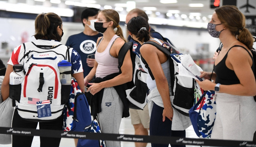 Athlete tests positive as Tokyo Olympics opening ceremony nears