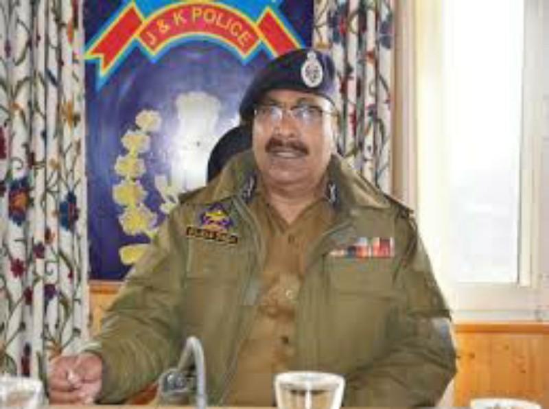 DGP J&K sanctions welfare loan/relief in favour of 169 police personnel