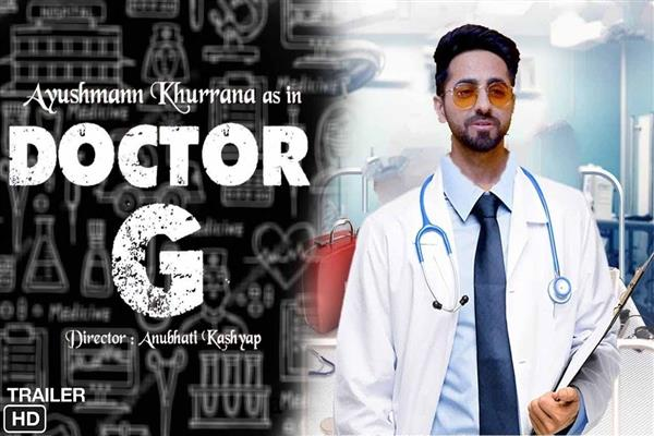 Honoured to play doctor on screen for first time: Ayushmann Khurrana on 'Doctor G'