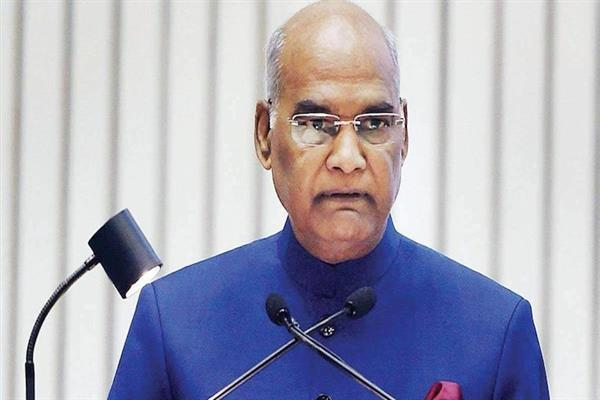Reeling under COVID-19, world needs healing touch of compassion, kindness: President Ram Nath Kovind