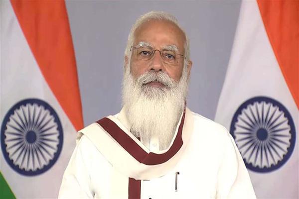 PM Modi Greets CRPF on 83rd Raising Day