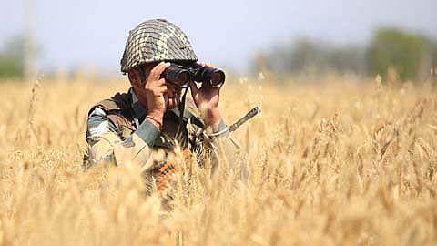 BSF Fires 25 LMG Rounds At Flying Object Along Border In Jammu: Officials