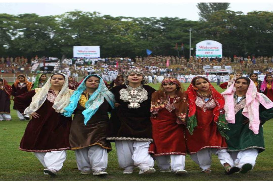 Opinion   Independence Day Celebrations in kashmir