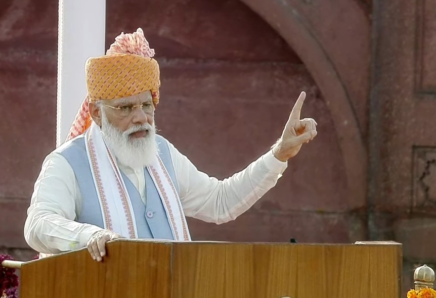 Preparations underway for holding assembly elections in J&K: PM
