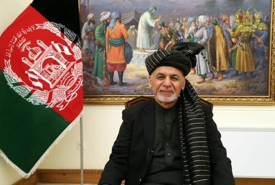 Afghan President Ashraf Ghani Flees As Taliban Move Further Into Kabul