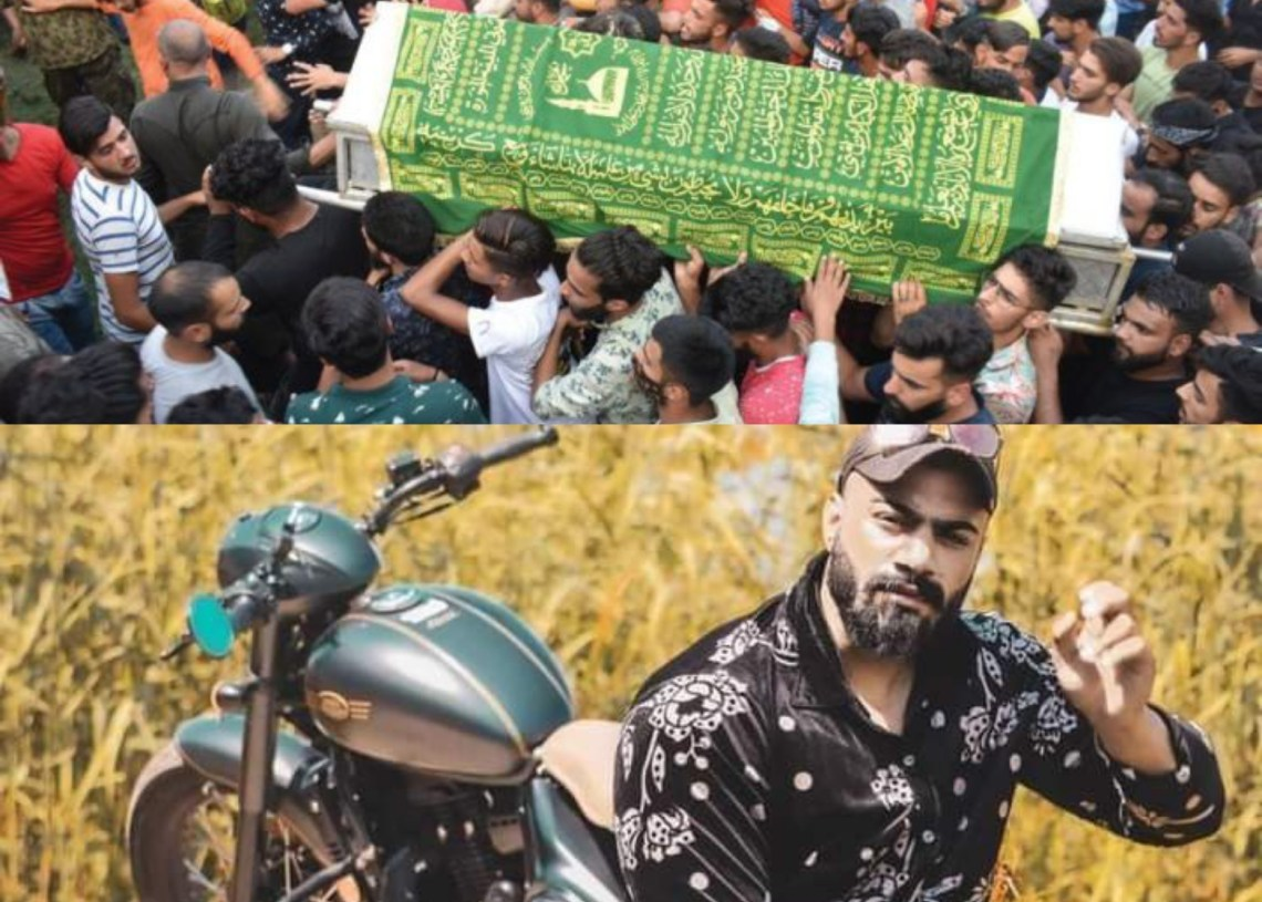 Kashmir Terror Archives | Miran Sheikh from Nawa Kadal shot dead on 27 Jul 2021 by TRF Terrorists only because he attended events