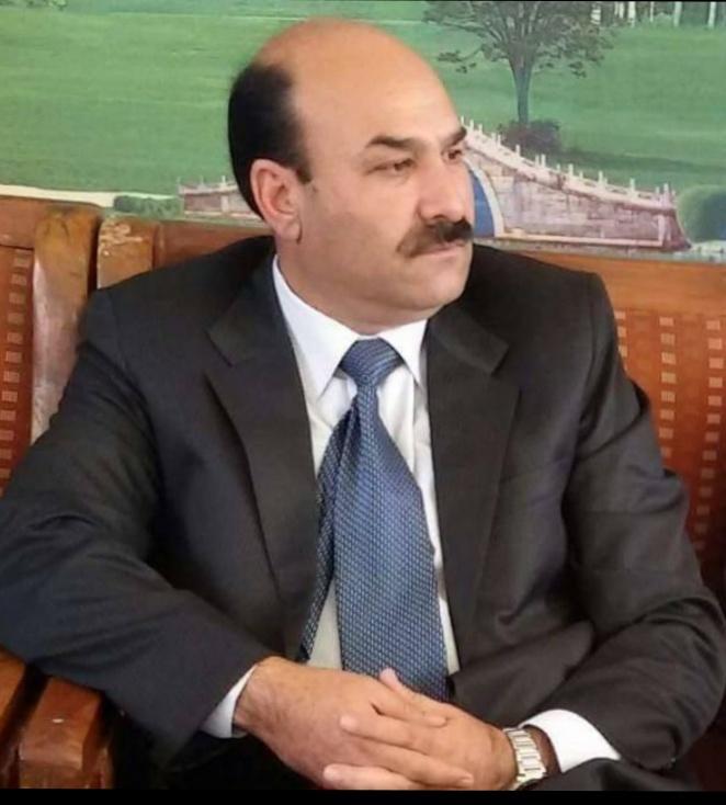 JKTF Delegation calls on DSEK Dr.Tassadaq Hussain
