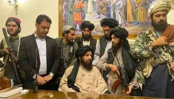 Taliban declare war is over as Afghan president Ashraf Ghani, top diplomats flee kabul