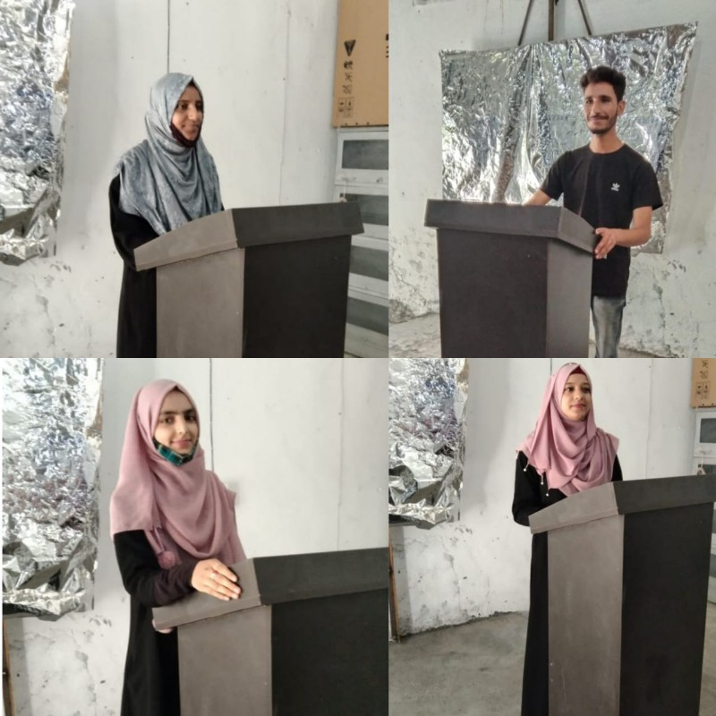 """GDC Mandi organises speech competition on topic """"Independence Day"""""""
