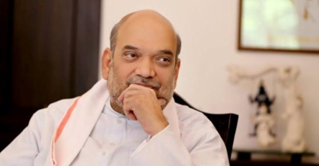 Amit Shah Pitches for 'Just Action' by Police, Says They Get Defamed for 'no Action' or 'extreme Action'