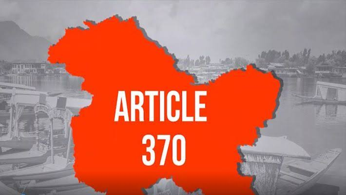 Opinion   Story of Kashmir : Article 370