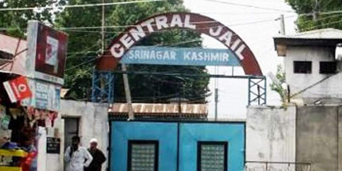 Sixteen PSA detainees from Kashmir shifted to Haryana Jails