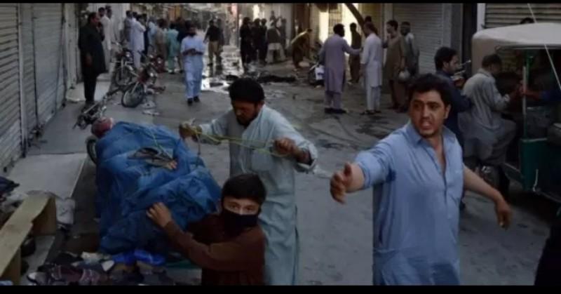 3 Security Personnel Killed in landmine blast in Pakistan