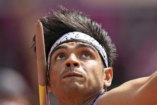 Neeraj Chopra qualifies for javelin throw final in first attempt of 85.65m