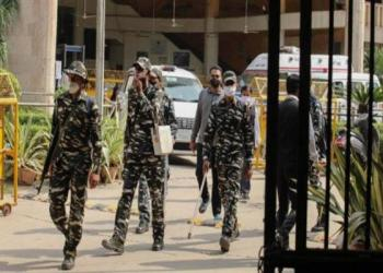 Security beefed up at Rohini court after dramatic shootout