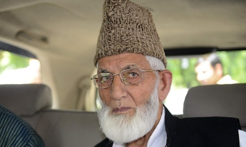 Opinion | Era of hardline separatism comes to an end with Geelani's death