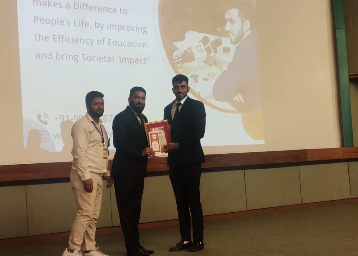 Nizamia Education Group marks Grand scholarship programme at SKICC Srinagar