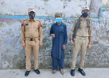One More Ex-Militant turned Absconder of HM outfit arrested by Kishtwar Police After 19 Years