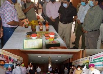 District Industries centre Poonch celebrates Vanijya Saptaah Utsav