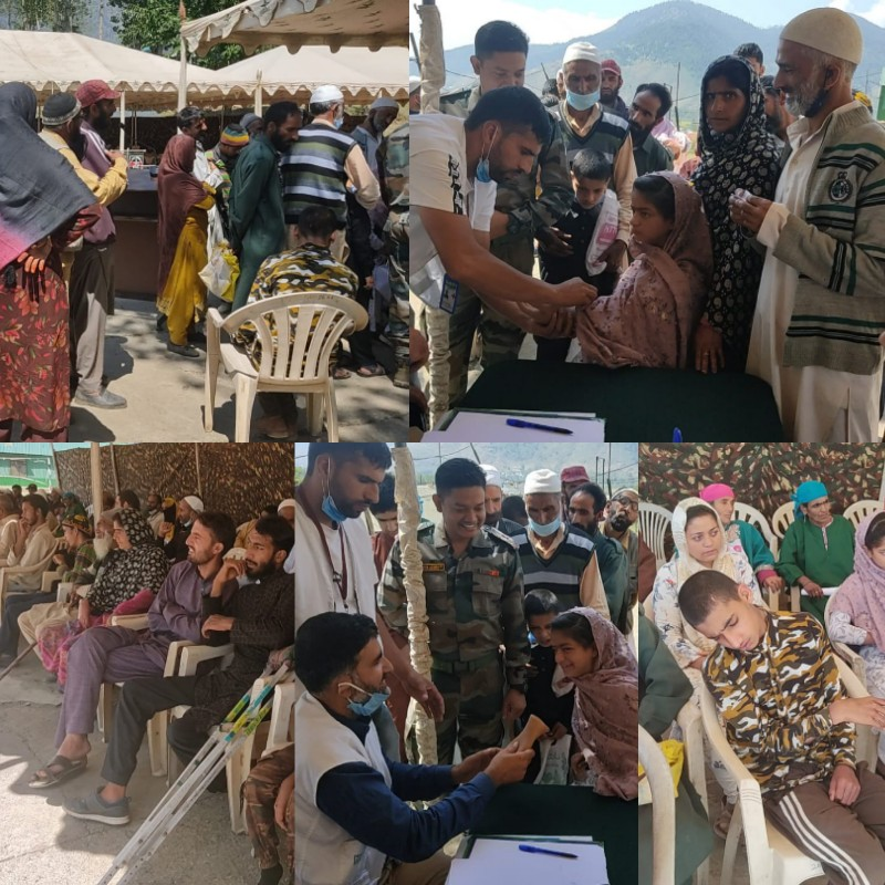 Rehabilitation Workshop For Specially Abled in Bandipora