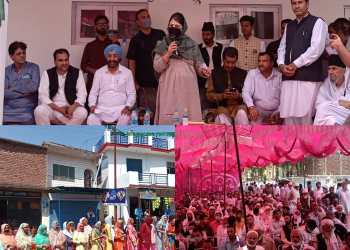 Opinion | Mehbooba's journey to District Poonch! The first three days!