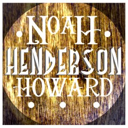 This is a digital album cover for Noah's collection of acoustic demos, available on Bandcamp. (Copyright 2016 Madison Cole Howard)