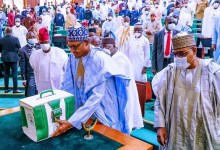 Photo of Senate: Buhari's 2021 budget passes second reading