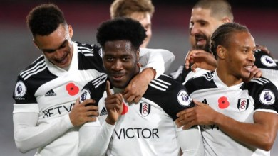 Photo of Ola Aina scores spectacular screamer in Premier League's first