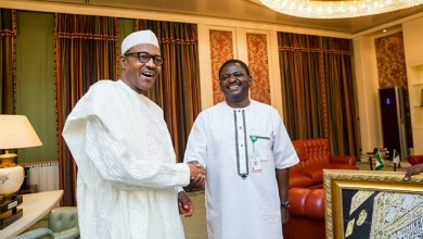 Photo of Buhari is not Jubril from Sudan, Femi Adesina assures Nigerians