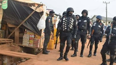 Photo of Police RRS storms Ikorodu, dares armed robbers to strike on Christmas Day