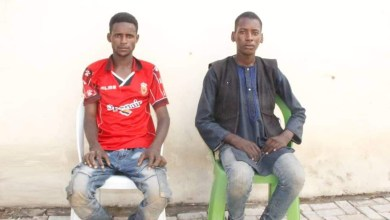 Photo of 2 Nigerian youth arrested over US kidnap plot