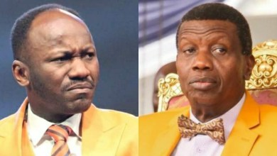 Photo of Suleman, Adeboye tactically move on as Boko Haram prophecy falls flat