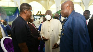 Photo of Stop playing politics of military coup, Goodluck Jonathan tells Nigerian leaders
