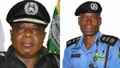 Photo of IGP Adamu 'catches police DIG with fake certificate, helps him resign without prosecution'