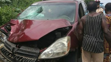 Photo of Lagos chief, 2 others killed as Zulum's convoy crash on way from APC event