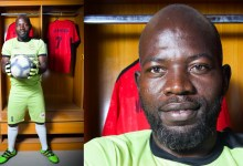 Photo of Gobum Rotduwe: Meet 25-year-old Nigerian goalkeeper