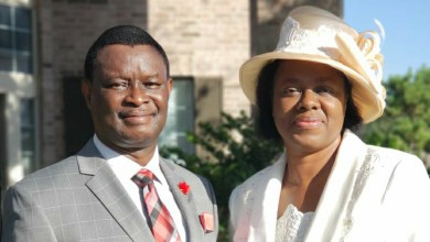 Photo of Feminists blast Mike Bamiloye for 'attacking' pastors' wives who 'drag authority with their husbands'