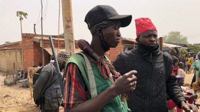 Photo of Niger vigilantes join mission to rescue Kagara students