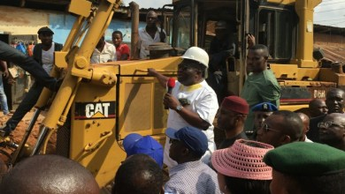 Photo of Kinetic Abia: Ikpeazu's scientific ingenuity resolves infrastructural challenge