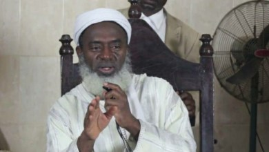 Photo of Nigeria already on fire but nobody can separate us — Sheikh Gumi