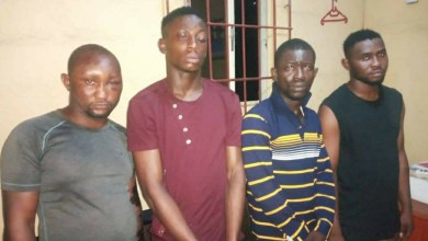 Photo of Abia: 4 arrested for 'killing POS agents in Aba'