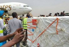 Photo of AstraZeneca/Oxford vaccine arrives Nigeria as Canada, Germany warns against using it on old people