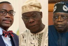 Photo of 2023: Nigerians divided as Obasanjo reportedly backs Adesina over Tinubu