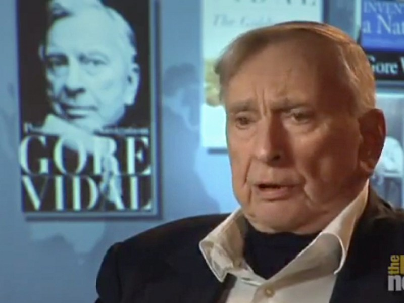 Gore Vidal on US Media and Society (4/7)