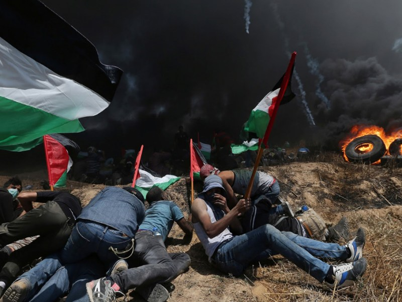 Weapons Corporations Use Israel's Massacres in Gaza to Test New Technology