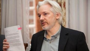 Julian Assange's Asylum in Ecuador's Embassy is 'Under Threat'