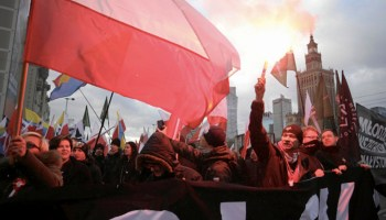Eastern Europe's Far Right Rewriting History of Nazi Holocaust (Pt 2/2)