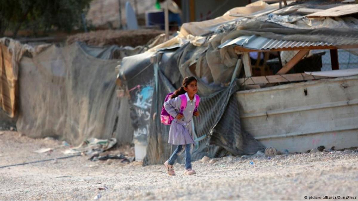 Israel to Destroy West Bank Bedouin Village